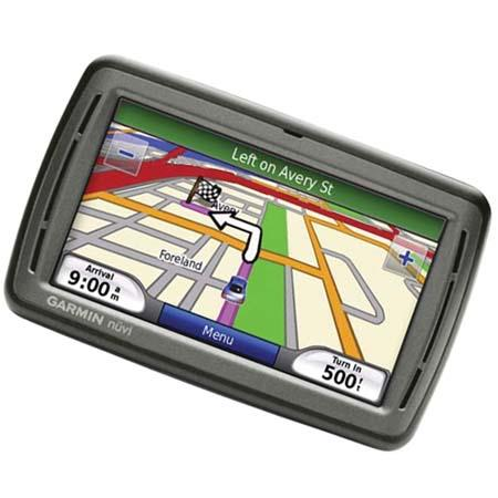 """Garmin nuvi 880, Portable GPS Car Navigator with 4.3"""" WideScreen LCD, Speech Recognition & Preloaded City Navigator NT for North America image"""
