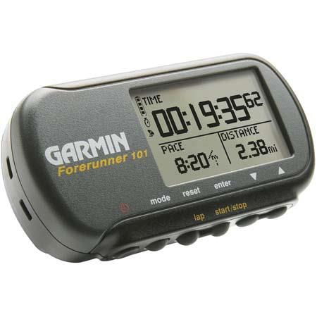 Garmin Forerunner 101, Wrist Mounted GPS Enabled Personal Trainer image