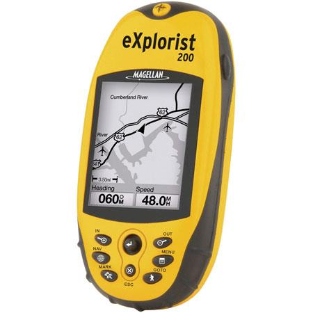 Hand Held Gps System