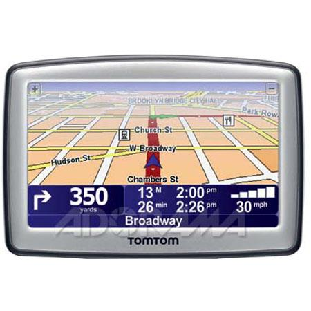 "TomTom One XL-330S GPS System with XL 4.3"" Widescreen - Refurbished by TomTom image"