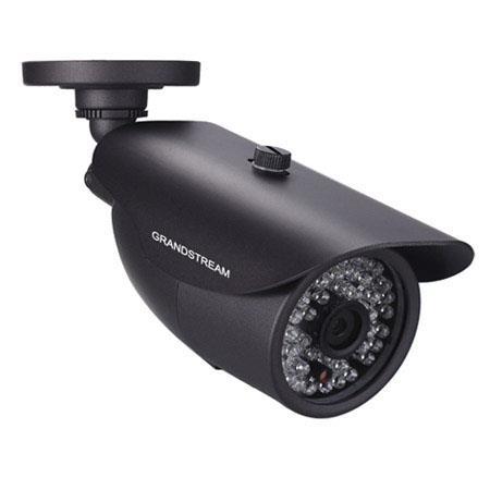 Grandstream Networks Outdoor Day/Night FHD IP Video Surveillance Camera, 3.1MP, 1080p, 3.6MM Lens, Weatherproof