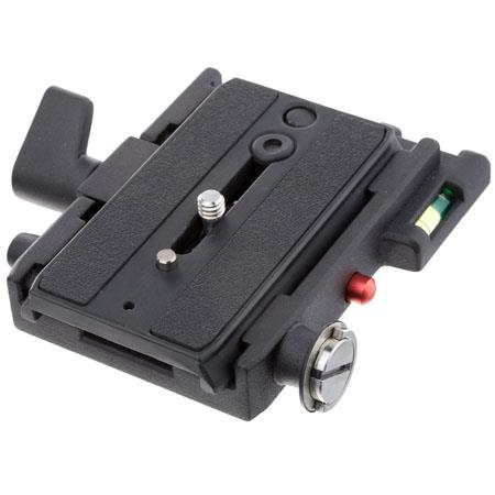 Giottos MH-621 Quick Release Assembly with Short Sliding Plate image