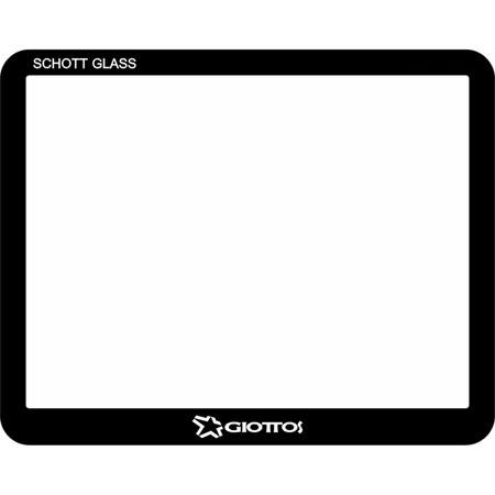 Giottos Aegis Professional Glass LCD Screen Protector for the Nikon D40, D40X & D60, 12 Layers of Multi-Coatings Each Side. (59.7x50.4mm)