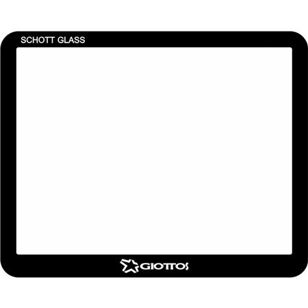 Giottos Aegis Professional Glass LCD Screen Protector for the Canon 5D Mark II, Sony A900