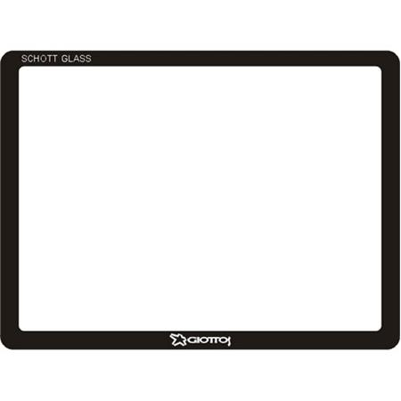 Giottos Aegis Professional Glass LCD Screen Protector for Canon EOS Rebel XSi