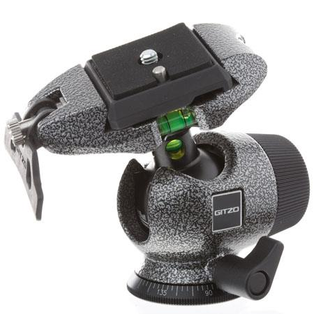 Gitzo GH1780QR Series 1 Magnesium Center Ball Head with Quick Release, Load Capacity 22.05 lbs. image
