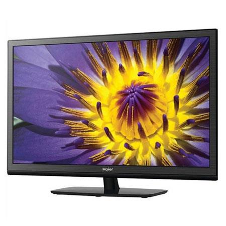 "Haier LE39F2280 39"" LED HDTV, 1920x1080 Resolution, 3D Comb Filter, Auto Volume Leveler (AVL)"