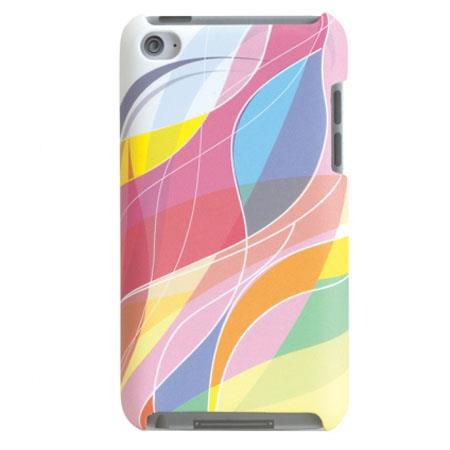 Hammerhead Snap Case for iPod Touch 4G, Pink Pattern