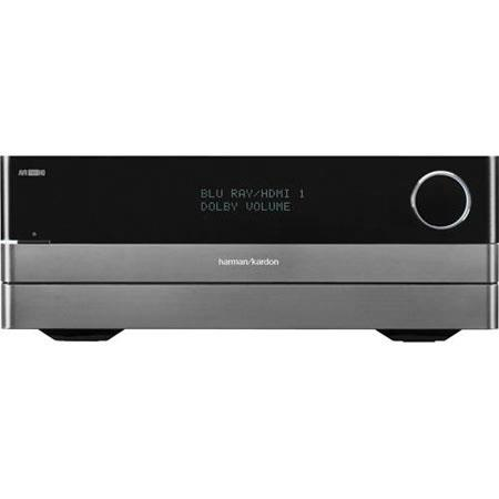 Harman/Kardon AVR-7550HD 7.2-Channel A/V Receiver, HDMI V1.3a with Deep Color Support and Upscaling to 1080p image