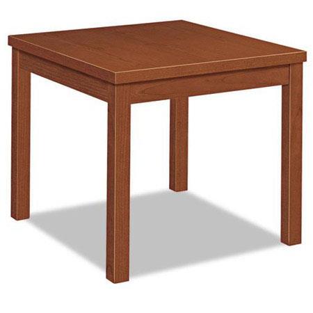 Hon corner table henna cherry 80192jj