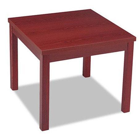 Hon corner table mahogany 80192nn