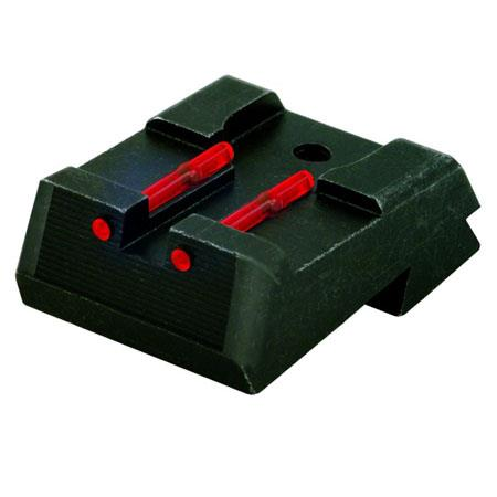 HiViz KB2110 Replacement Kimber 1911 Fiber Optic Rear Pistol Sight, Red