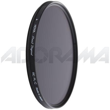 Hoya 52mm DMC PRO1 Digital Circular Polarizer Glass Filter image