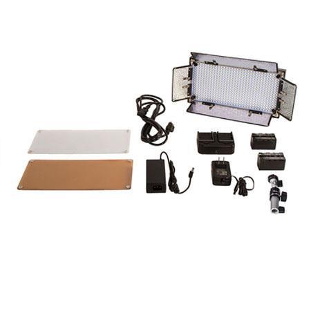 Ikan ID508-V2 LED Studio Light with Light Stand Mount