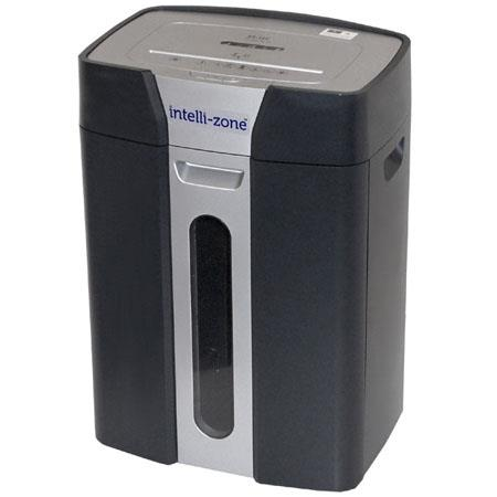 Intelli-Zone ST-12C Cross-Cut Paper Shredder