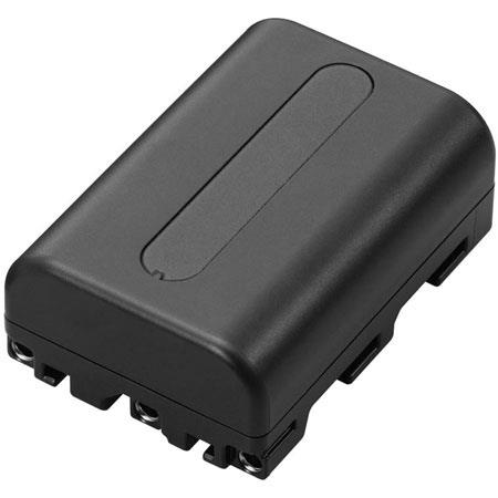 Adorama NPFM55H Replacement Lithium Ion Battery for the Sony DSLR-A100 Digital Camera.