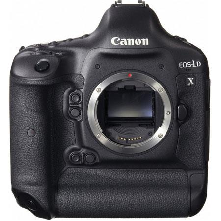 "Canon EOS-1D X Digital SLR Camera, 18.1 Megapixel, 3.2"" LCD Screen"