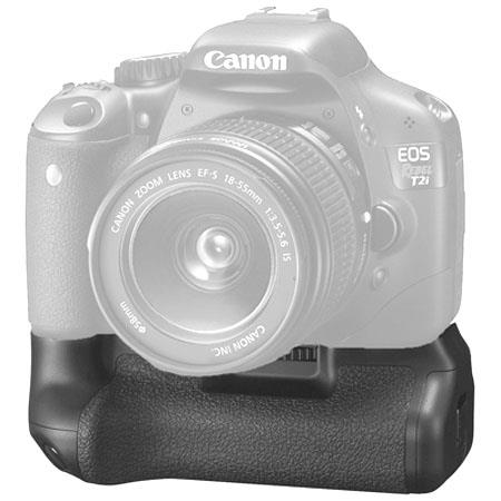 Canon BG-E8 Battery Grip for EOS Rebel T2i/T3i/T4i/T5i Digital Camera