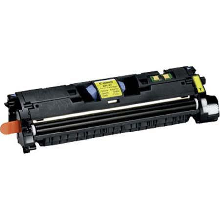 Canon EP-87 Y Yellow Toner Cartridge for the Color Laser imageCLASS 8180c & Color imageCLASS MF8170c All-in-Ones.