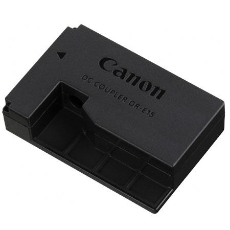 Canon DR-E15 DC Coupler for EOS Rebel SL1 Digital SLR Camera