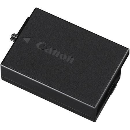 Canon DR-E8 DC Coupler for EOS Rebel T2i/T3i/T4i Digital Camera