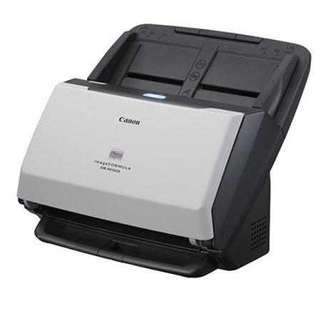 Canon imageFORMULA DR-M160II Office Document Scanner, 600dpi Optical Resolution, 60 Sheets Feeder Capacity, Hi-Speed USB 2.0 Interface,