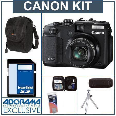 Canon PowerShot G12 Kit