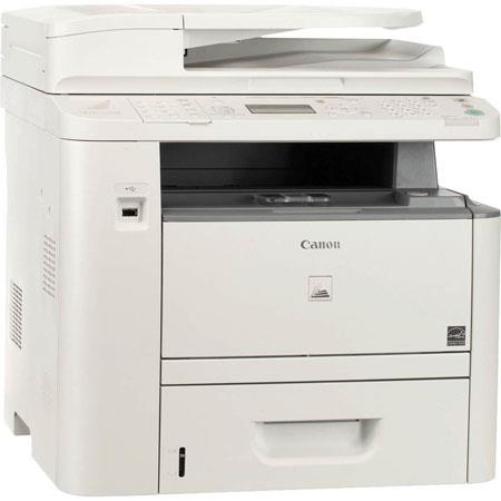 Canon imageCLASS D1370 B/W Laser Multifunction Copier, 600x600dpi, up to 35 ppm Speed, Ethernet - Print, Scan, Copy, Fax