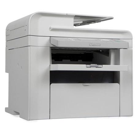 Canon imageCLASS D550 Multifunction Laser Printer, Printer/Copier/Scanner, 600x600dpi Print/ Copy Resolution, 26 ppm Print Speed, 26 cpm Copy Speed