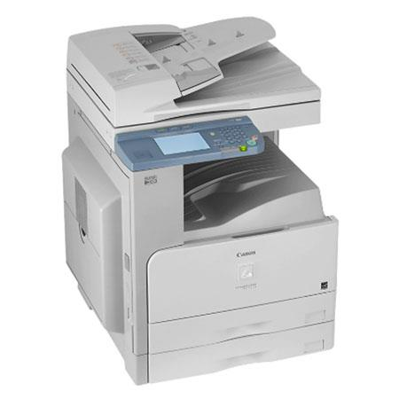 Canon ImageCLASS MF7480 Monochrome Laser Printer, Duplex Copier, Color Network Scanner & Super G3 Fax, 1200x1200dpi, USB Interface for Mac & Windows