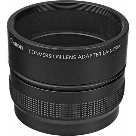 Canon LA-DC58K Conversion Lens Adapter for the G10 IS Digital Point & Shoot Camera
