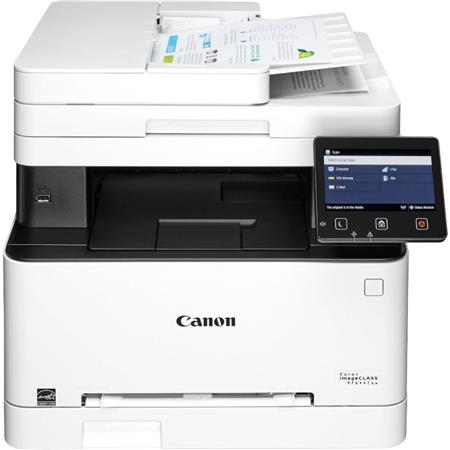 Canon Color imageCLASS MF644Cdw All-In-One Wireless Mobile Ready Duplex Laser Printer, 22 ppm, Print, Copy, Scan & Fax
