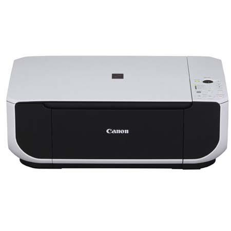 Canon Pixma MP190 Photo All-In-One Inkjet Color Printer, 4800 x 1200 dpi Color, USB Interface, for Mac & Windows image