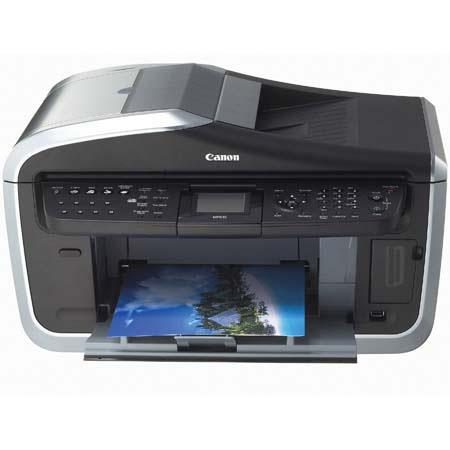 "Canon PIXMA MP830 Office All-In-One Inkjet Print-Copy-Scan-Fax, with 2.5"" LCD Viewer image"