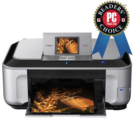 Canon Pixma MP990, Wireless All-In-One Photo Inkjet Printer with USB Interface, 9600 x 2400 dpi Resolution, for Mac & Windows image