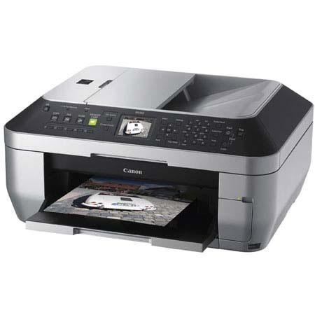 how to connect canon mx860 printer to computer