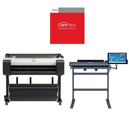 """Canon imagePROGRAF TM-300 36"""" Wireless Color Large-Format Inkjet Printer, Pigment Ink Technology, - With Canon M40..."""