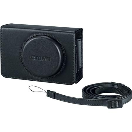 Canon PSC-5300 Deluxe Leather Case for Powershot G7-X camera