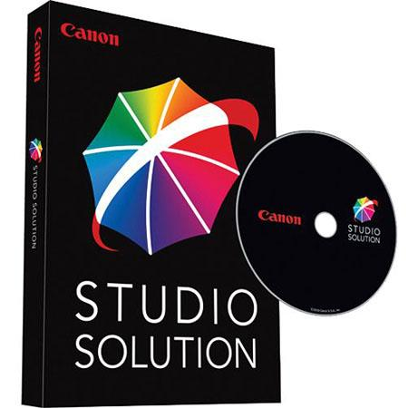 Canon Studio Solution Software, Full Version Photo Editing Software for Windows.