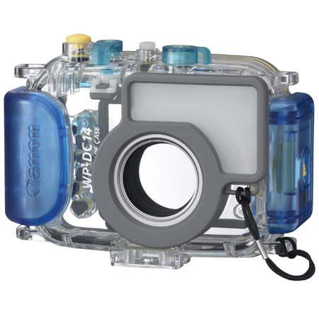 Canon WP-DC14 Waterproof Housing for PowerShot SD-750 Digital Camera image