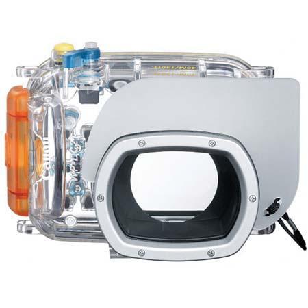 Canon WP-DC21 Waterproof Housing for the PowerShot G9 Digital Camera, Waterproof down to 131'. image