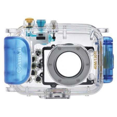 Canon WP-DC29 Waterproof Housing for the PowerShot SD1200 IS Digital Camera, Waterproof down to 130'.