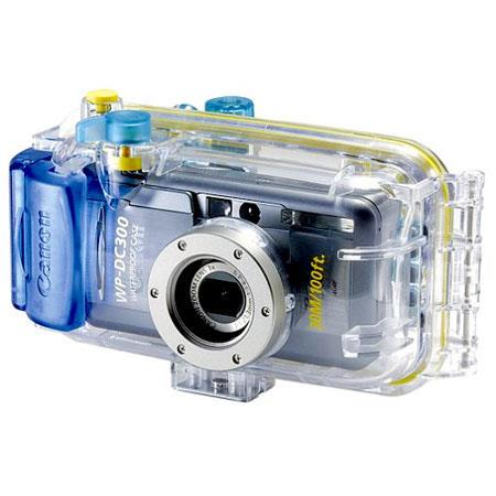 Canon WP-DC300 Waterproof Housing for PowerShot S30, S40, S45 S50 (Waterproof up to 100') image