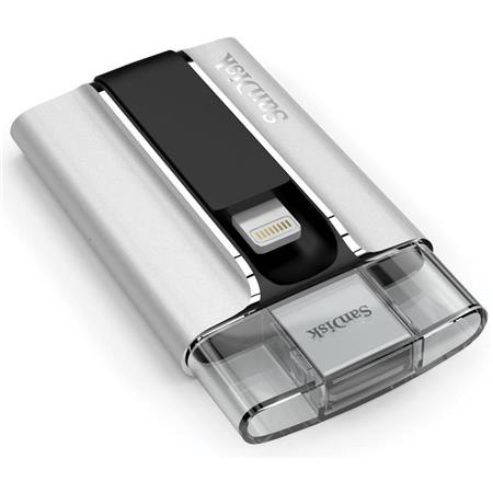 SanDisk iXpand 64GB Flash Drive for iPhone and iPad