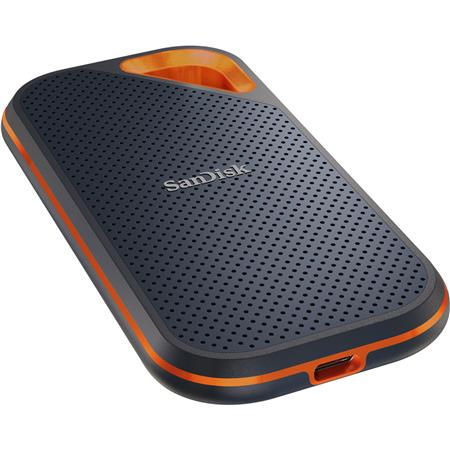SanDisk 500GB Extreme PRO Portable USB 3.1 External Solid State Drive, 1050 Mbps Read Speed