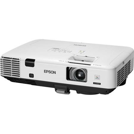 Epson PowerLite 1940W Multimedia Projector, WXGA, 4200 Lumens, DisplayPort, HDMI, Network