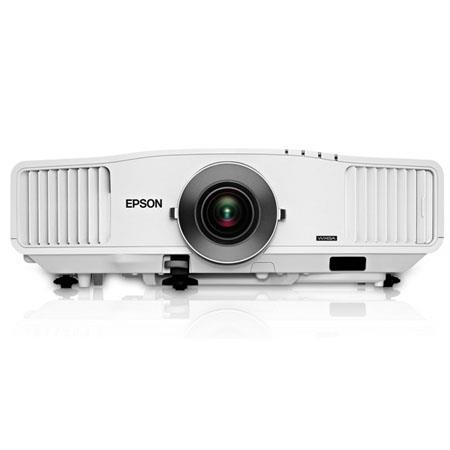 Epson PowerLite 4200W Multimedia Projector with 4500 Lumens, 1000:1 Contrast Ratio, 1024x800(WXGA) Resolution