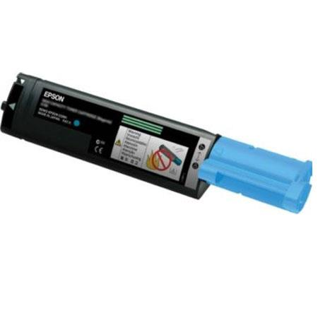 Epson Cyan High Capacity Toner Cartridge for the AcuLaser CX11N & CX11NF Laser Printers - Yield: 4,000 pages