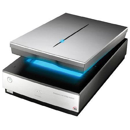 "Epson Epson Perfection V700 Photo Photo Flatbed Scanner, 4800x9600dpi, 48 bit, built-in 8x10"" Transparency Unit, USB 2.0..."