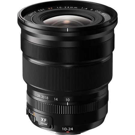 Fujifilm XF 10-24mm (15-36mm) F4.0 OIS Lens - Black